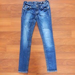 Miss Me skinny jeans style JP5335S7